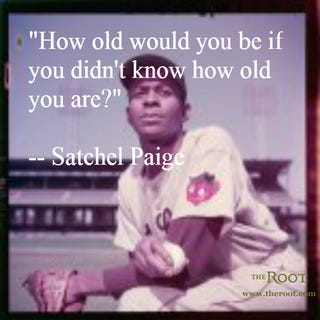 Satchel Paige (Library of Congress)