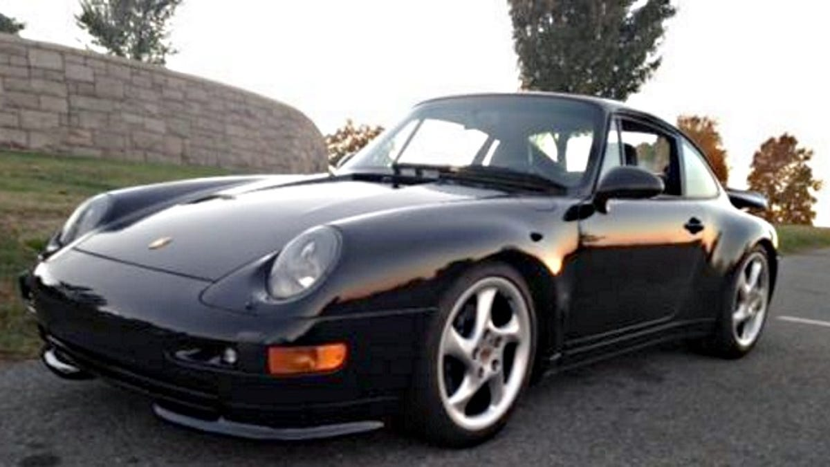 Ten Of The Best Classic Cars You Can Buy On eBay For Less Than $50,000