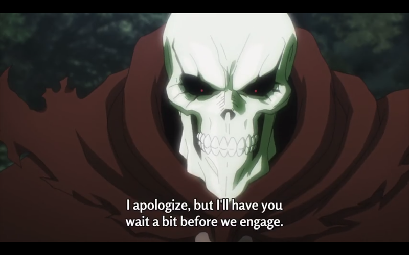 Favorite moments from Overlord