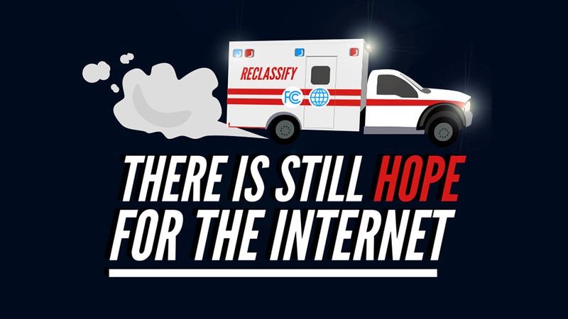Illustration for article titled Why the FCC Can Save Net Neutrality