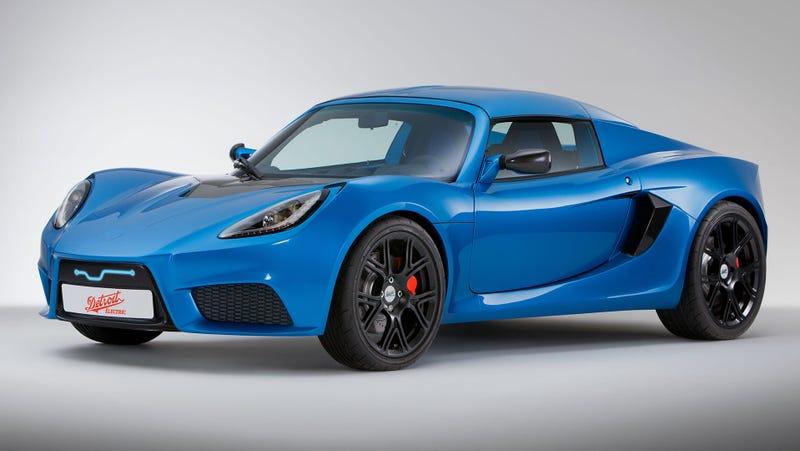 Illustration for article titled Tesla ya tiene nuevo competidor: el coche eléctrico SP:01