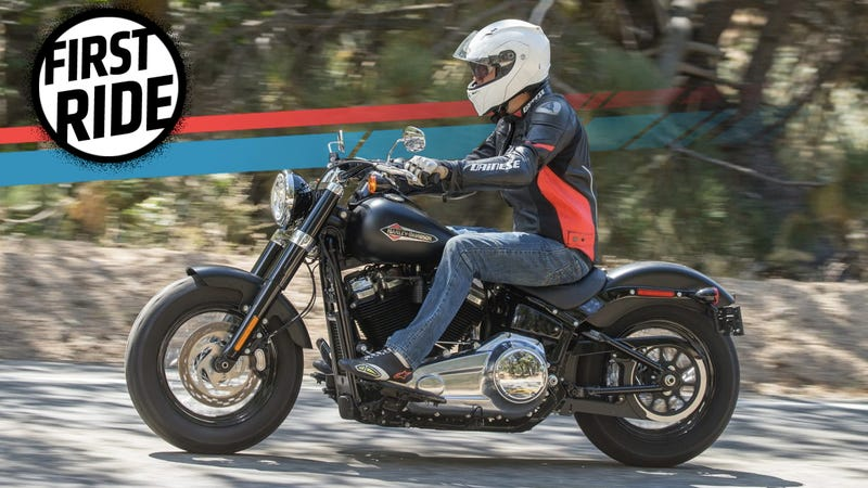 The 2018 Harley Davidson Softail Slim Image Credits Kevin Wing Tom Riles And Brian J Nelson For