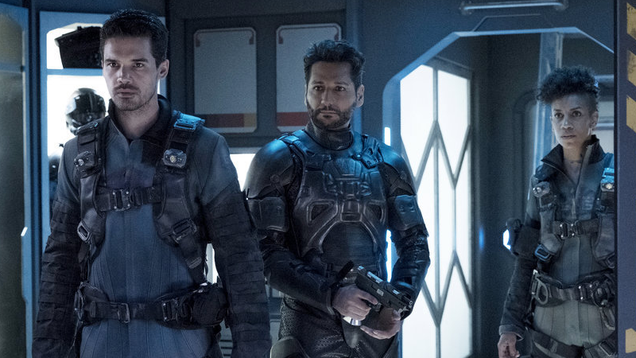 The Expanse s Third Season Hits Amazon Next Month, Belters Still Waiting for That Season 4 Premiere Date