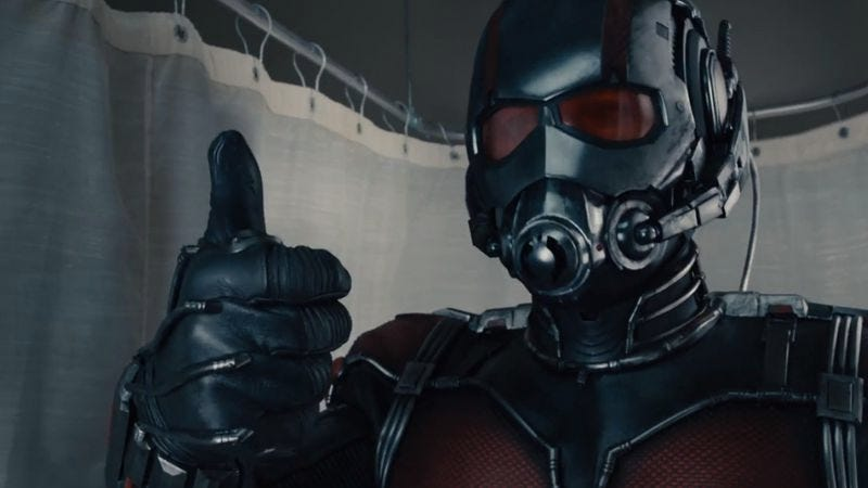 Illustration for article titled Marvel announces Ant-Man sequel, 3 other movies that are probably sequels