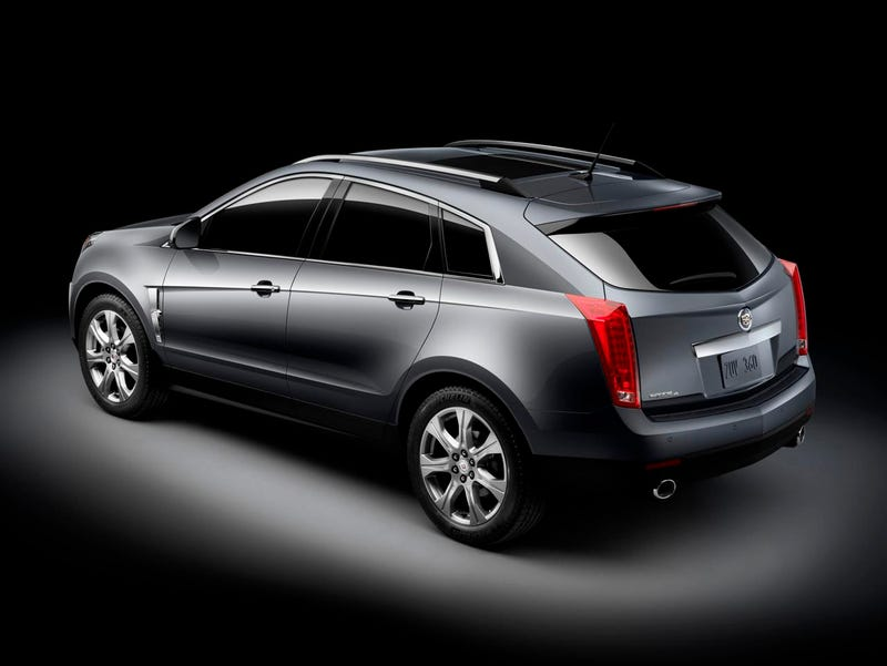 2010 cadillac srx same all new caddy wagon