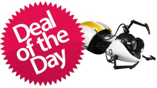 Illustration for article titled This Portal Gun Replica Is Your Do-What-You-Must-Because-You-Can Deal of the Day