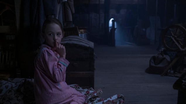 Netflix's The Haunting Of Bly Manor introduces this fall's new gaggle of ghosts in first teaser
