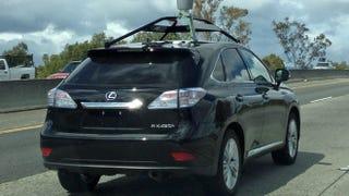 Illustration for article titled Google Expands Autonomous Fleet With Hybrid Lexus RX450h
