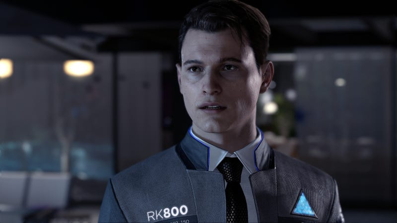 A screen from the PlayStation 4 version of Detroit: Become Human. Epic said on Wednesday that the game will come to PC exclusively on its digital store.