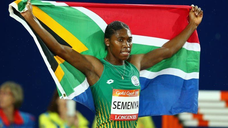 Illustration for article titled IAAF Now Officially Allowed To Discriminate Against Caster Semenya