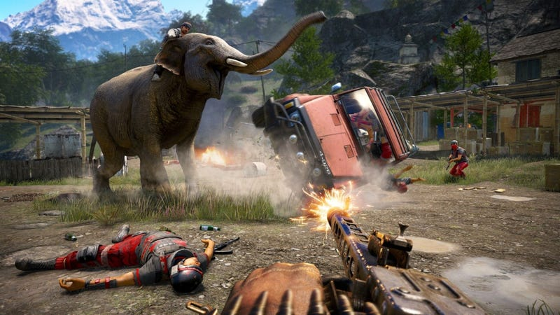 Illustration for article titled Far Cry 4 needs a new name...