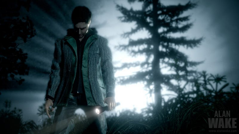 Get an incredible deal on Alan Wake before it disappears from stores