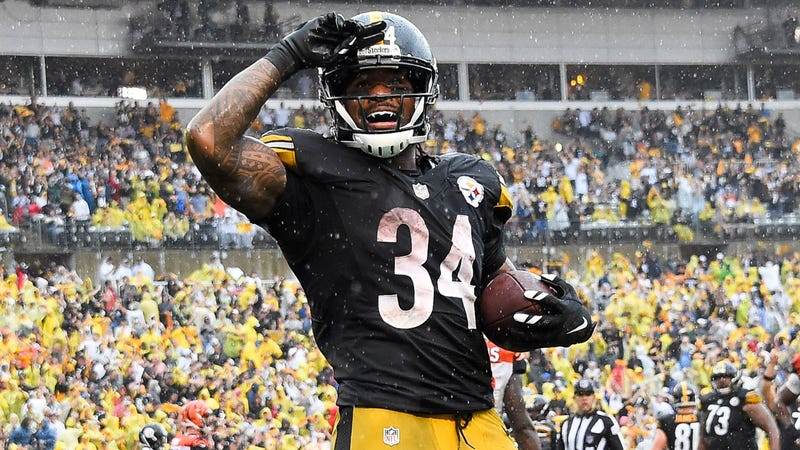 DeAngelo Williams Says Cowboys 'Always Disappear in the Playoffs'