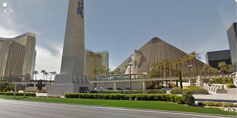 Illustration for article titled Monumentos anónimos en Street View: Google también difumina su cara