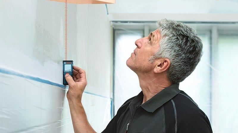 Bosch Laser Distance Measure | $45 | Amazon
