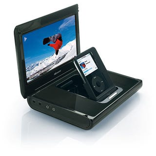 Illustration for article titled Memorex iFlip Video Viewer for iPod