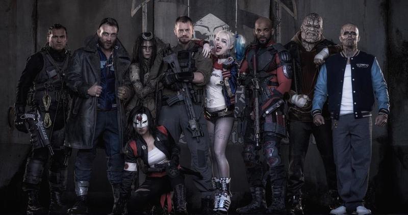 ¿Quiénes son los miembros del Suicide Squad, el film de DC Comics?