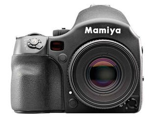 Illustration for article titled Mamiya's $20k, 33-Megapixel DL33 Medium-Format Digital Is Beautiful