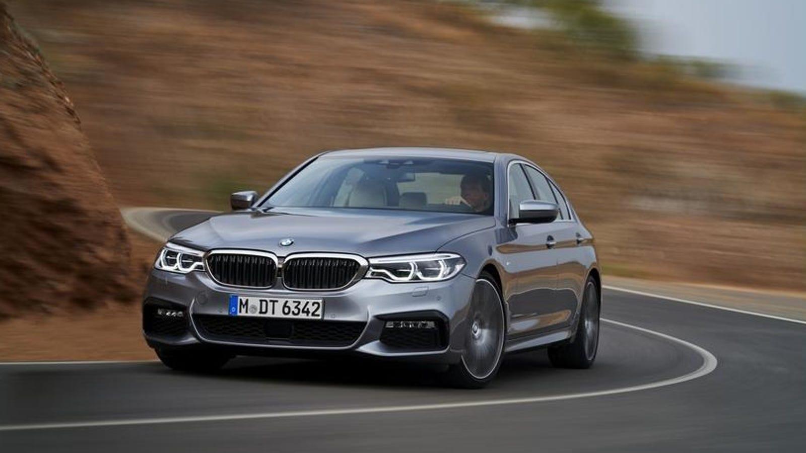 d6a2a091f4922a The 2017 BMW M550i Is Quicker Than The Current M5