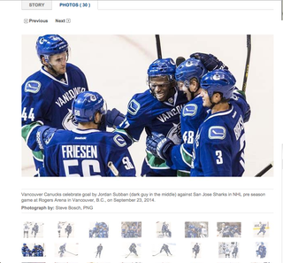 "Illustration for article titled Vancouver Papers Apologize For Describing Jordan Subban As ""Dark Guy"""
