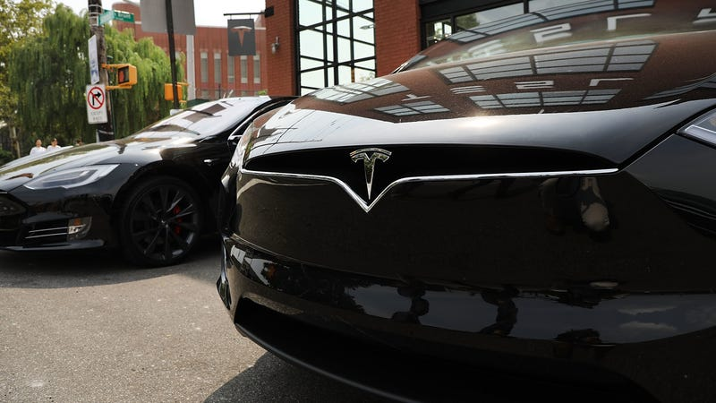 Tesla said production has been stabilized