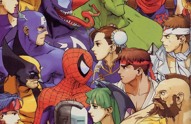Illustration for article titled Shut Up, Capcom Are putting PS1 Games On The PSN