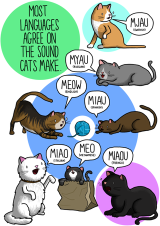 Illustration for article titled How to Speak Animal In Different Countries
