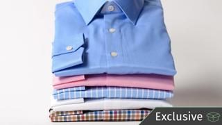 Camisas Newbury Mills, 3 por $99 con código kinja330. Cualquier camisa adicional por $33 cada una.