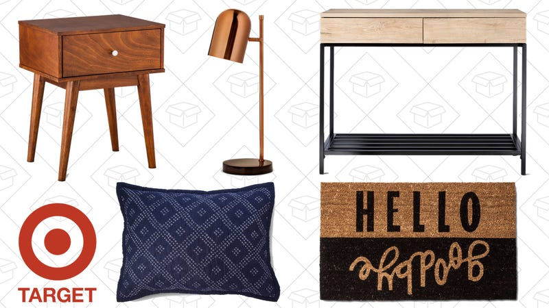 Illustration for article titled Deck Out Your Home For Less With These Home Deals from Target