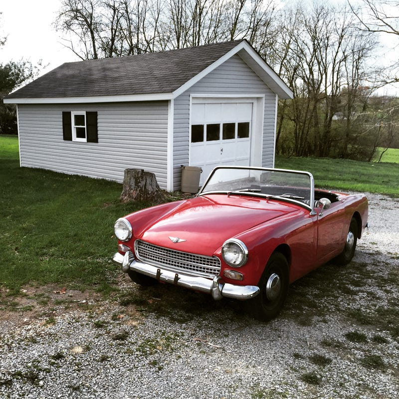 Find Austin Healey Sprite Mg Td: 1962 Austin-Healey Sprite