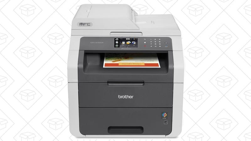 Brother MFC9130CW Color Laser Printer | $210 | Amazon