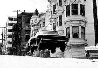 "Illustration for article titled San Francisco Plagued By Bullitt-Style ""Hill Flying"""
