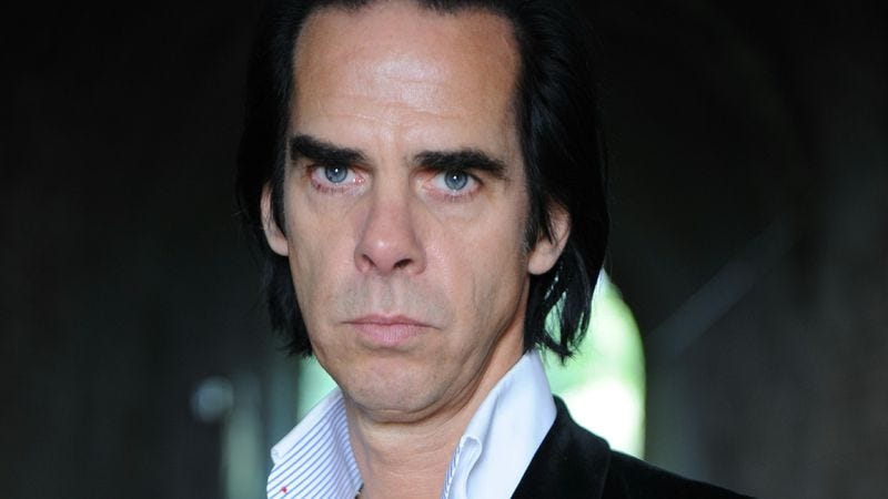 Illustration for article titled Nick Cave is not in the business of telling people what to do