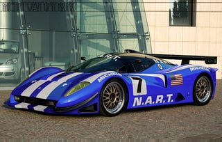 Illustration for article titled Glickenhaus Plans Race-Ready P4/5 Competizione For 2010!