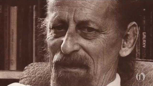 """The Greatest Advice For Science Fiction Writers: """"Ask The ... Theodore Sturgeon"""