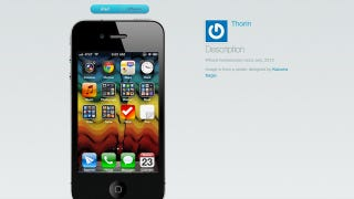 Illustration for article titled Homescreen.me Shows Off Your iPhone Home Screen and Apps