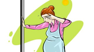 Illustration for article titled Pregnant Mothers Should Be Terrified Of Mildly Warm Days