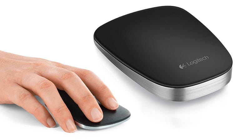 Illustration for article titled A Minute's Charge Keeps Logitech's Ultrathin Mouse Running For an Hour