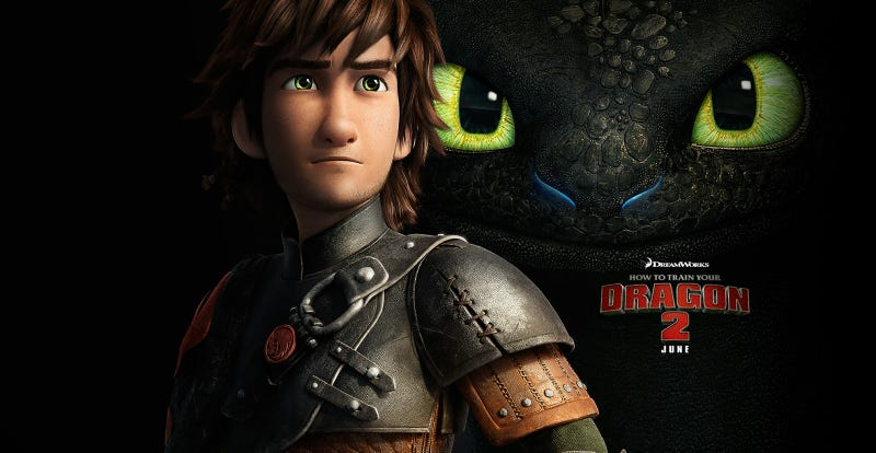 Illustration for article titled TAY Review: How to Train Your Dragon 2 (minor spoilers)