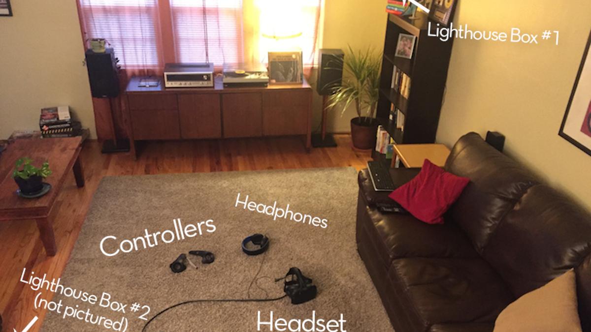 HTC Vive vs  Oculus Rift: The Virtual Reality Comparison We Had To Make