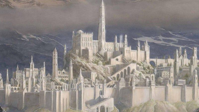 Illustration for article titled 45 años después de la muerte de Tolkien llega un nuevo libro basado en el universo de El Señor de los Anillos