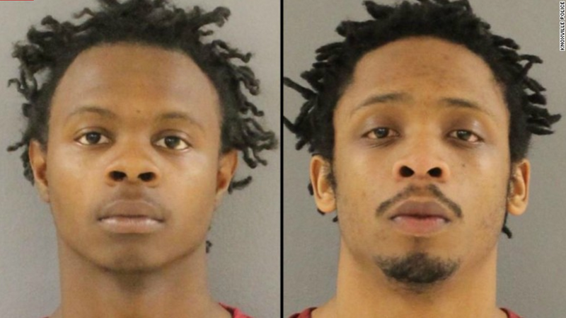Christopher Bassett and Richard Williams face multiple charges, including murder, in the December 2015 shooting that killed 15-year-old Zaevion William Dobson in Knoxville, Tenn.Knoxville, Tenn., Police Department via CNN