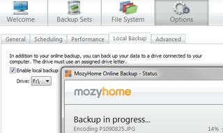 Illustration for article titled Mozy 2.0 Boosts Upload Speeds and Backs Up to External Drives