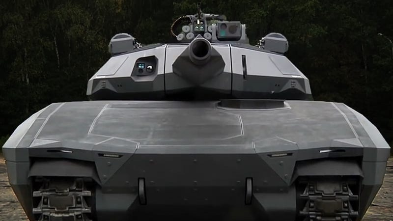 Has Polands OBRUM And Its Partners Designed The Tank Of Future PL 01 Does Pack Some Incredibly Valuable Features Into A Fairly Compact Modular