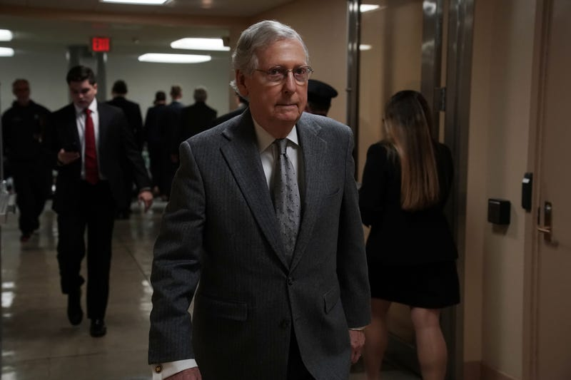 Illustration for article titled Mitch 'Turtle Face' McConnell Changes Tune, Pushes For Criminal Justice Reform Bill Vote