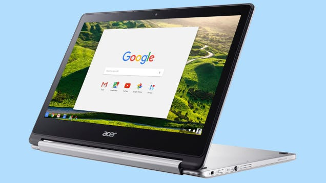 Save $50 on One of the Best Chromebooks Money Can Buy