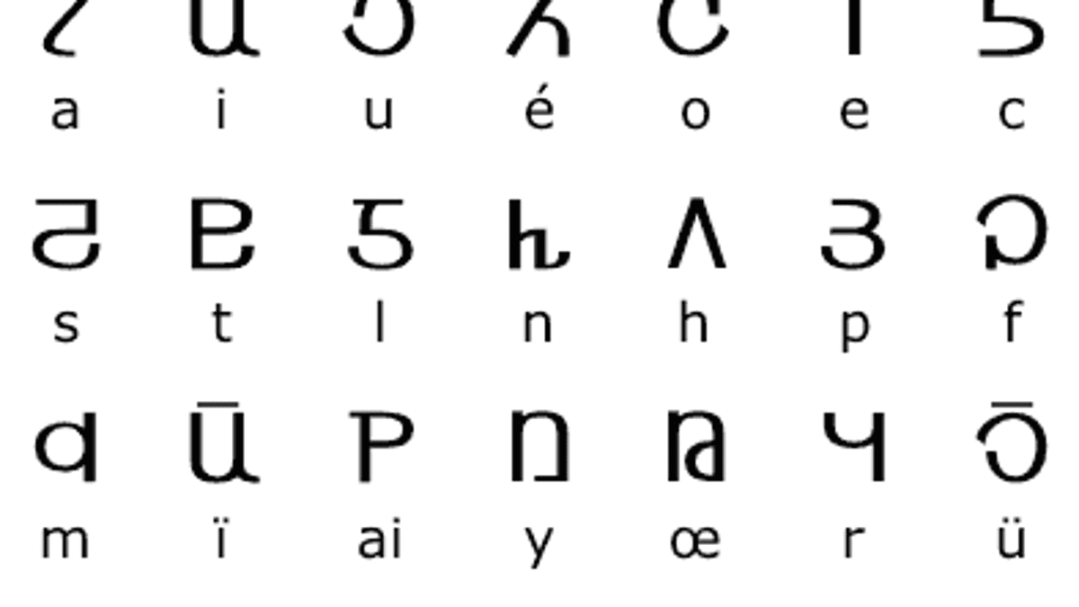 13 alien languages you can actually read biocorpaavc Choice Image