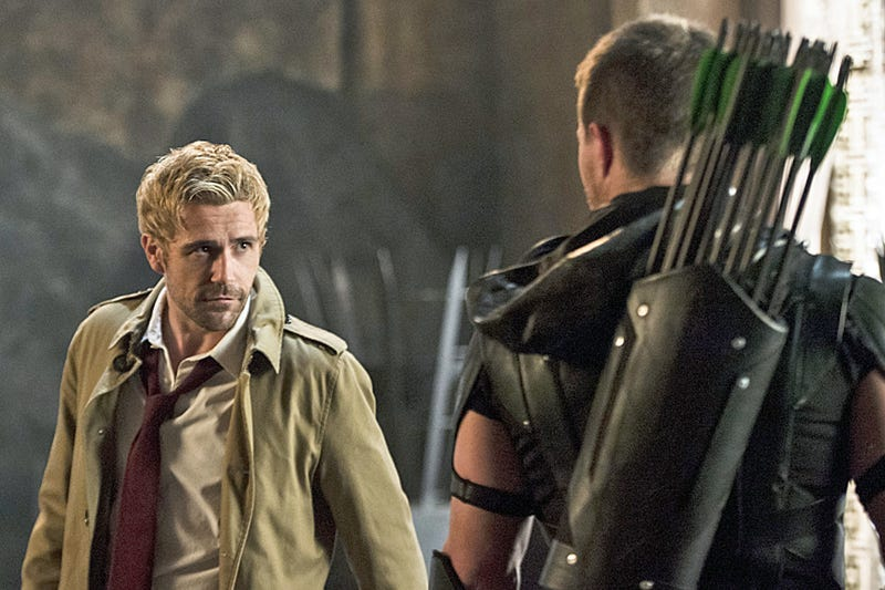 Illustration for article titled This Week's TV: Constantine Is Back!