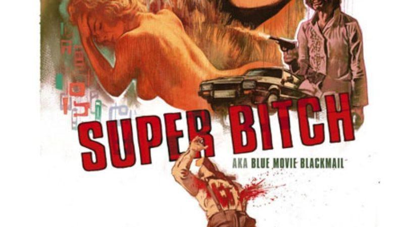 Italian director Massimo Dallamano's film Super Bitch