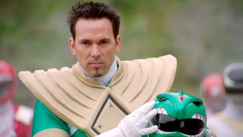 Is Tommy Ready For Prime Time Not At >> A Brief History Of The Green Power Ranger Fighting Himself